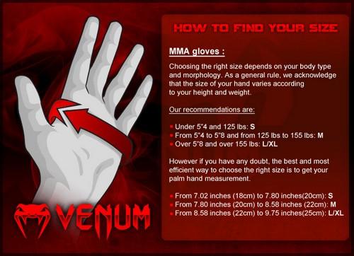 Venum MMA Handsker