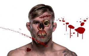 Alexander Gustafsson zombie
