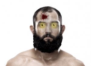 Johny Hendricks zombie
