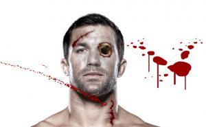 Luke Rockhold zombie