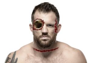Ryan Bader zombie