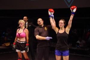 Paige Lian Defeats Brye Anne Russillo