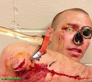 Donald Cerrone zombie