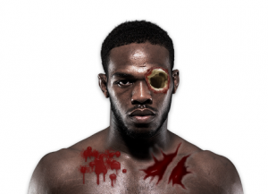 Jon Jones Zombie