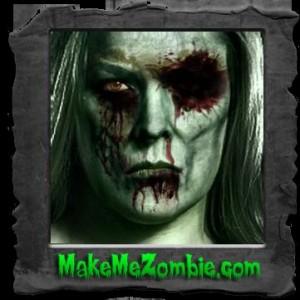 Ronda Rousey zombie