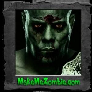 Daniel Cormier zombie