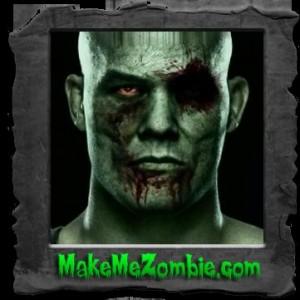 Robbie Lawler zombie