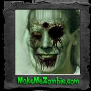 Joanna Jedrzejczyk zombie