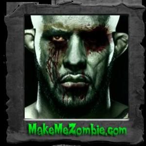 Demetrious Johnson zombie