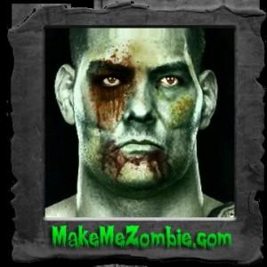 Chris Weidman zombie