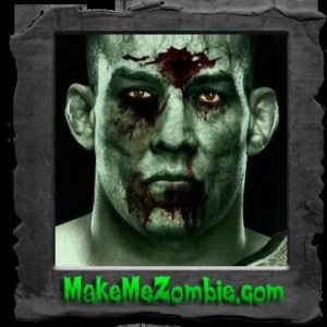 Fabricio Werdum zombie