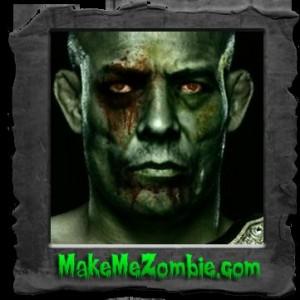 Jose Aldo zombie