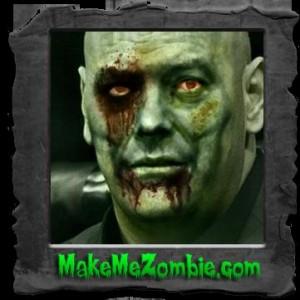 Dana White zombie