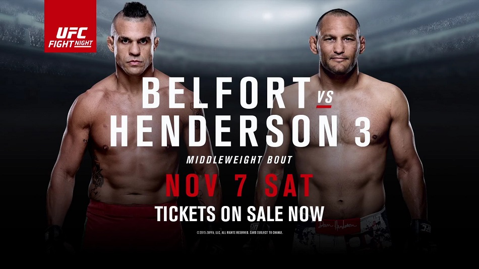 UFC Fight Night 77