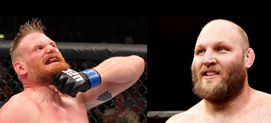 Josh Barnett vs Ben Rothwell