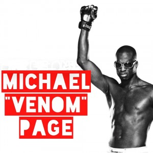 "Michael ""Venom"" Page"