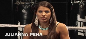 Julianna Pena arrest