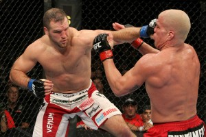 Matt Hamill vs Tito Ortiz at UFC 121