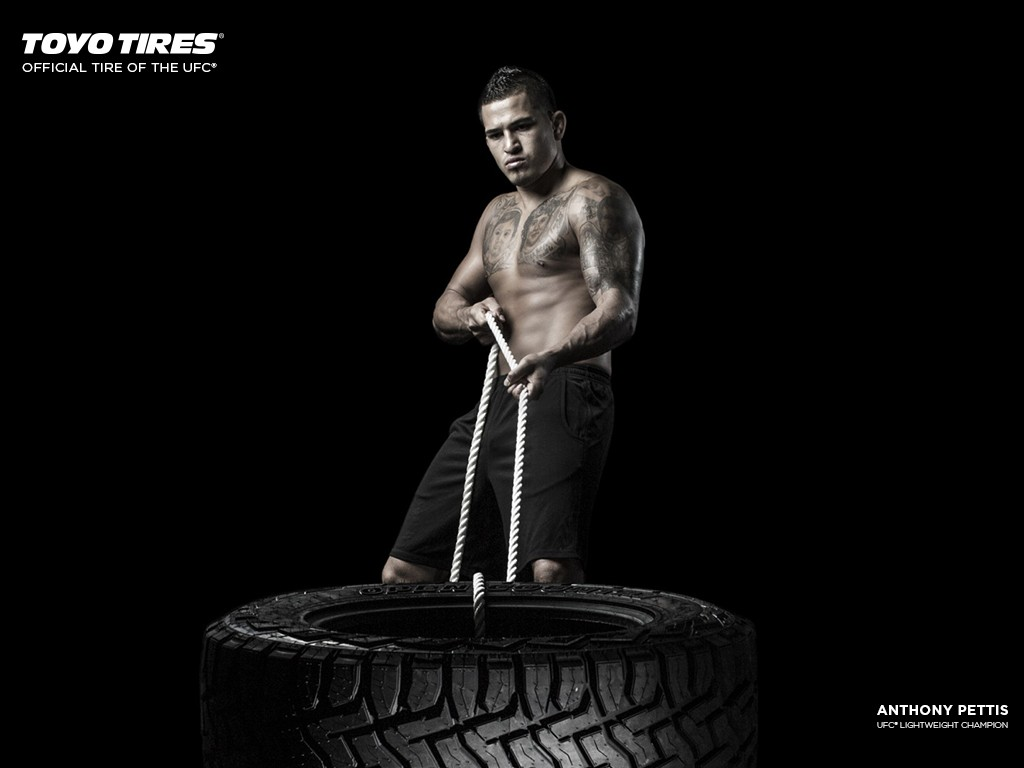 UFC and Toyo Tires