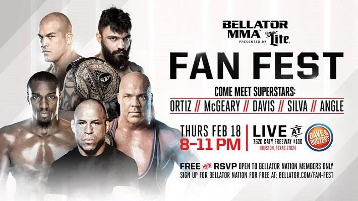 Bellator Fan Fest