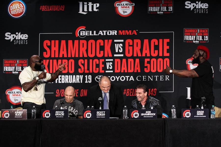Photo by BELLATOR MMA / LUCAS NOONAN
