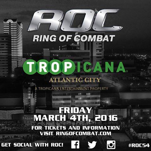 Ring of Combat 54