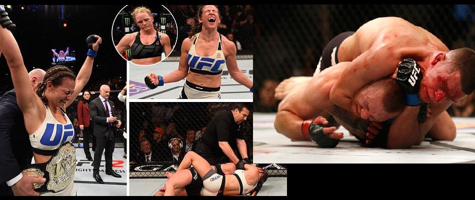 The Rukus Perspective - UFC 196