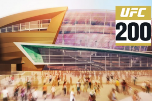 New UFC arena