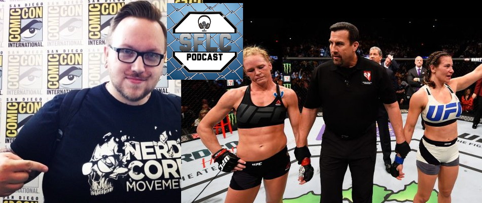 Damon Martin recaps UFC 196 on the SFLC Podcast