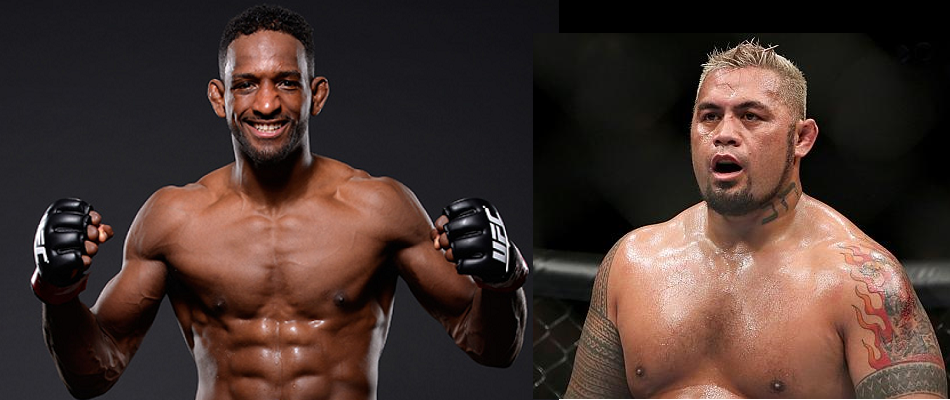 Neil Magny and Mark Hunt climb UFC Rankings