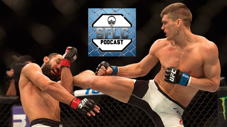 "Stephen ""Wonderboy"" Thompson on SFLC Podcast"