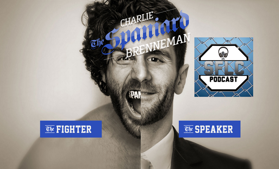 Charlie Brenneman on SFLC Podcast