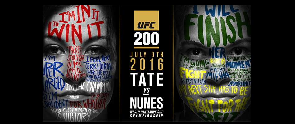 Miesha Tate makes first title defense at UFC 200