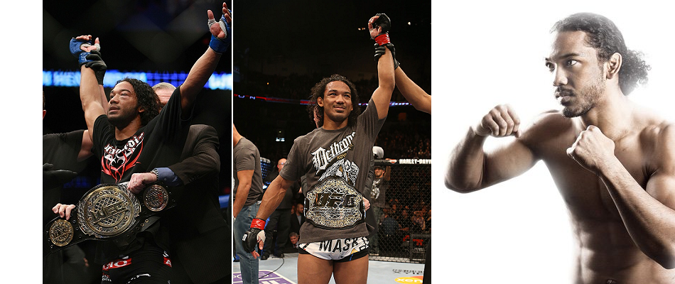 Benson Henderson could make history