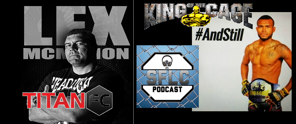 Lex McMahon and Jordan Griffin join the SFLC Podcast
