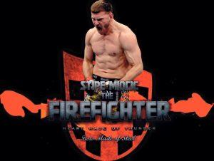 Stipe Miocic firefighter
