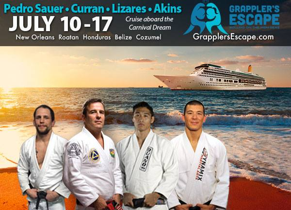 Grapplers Escape cruise