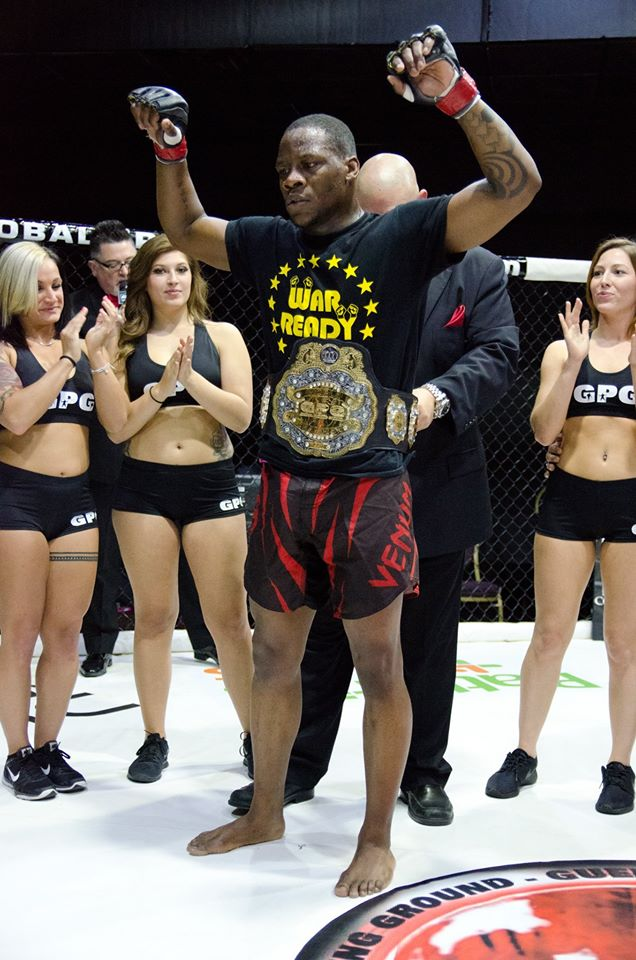 Nah-Shon Burrell is crowned a champion at GPG 24 - Photo by Lance Stein