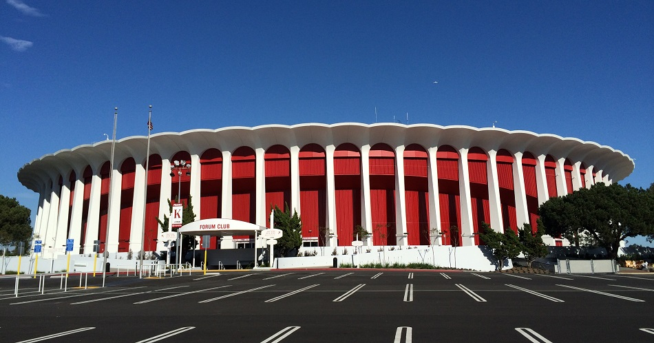 The Forum - Inglewood, California
