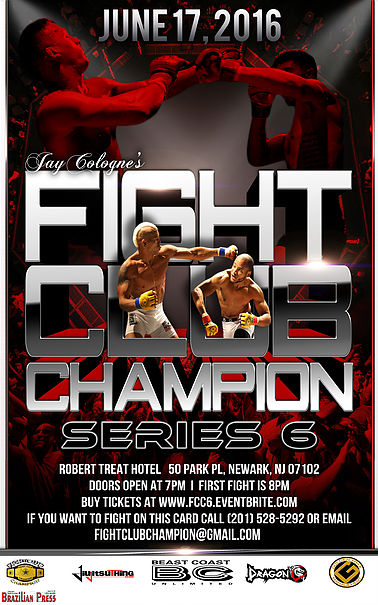 Fight Club Champion Series 6