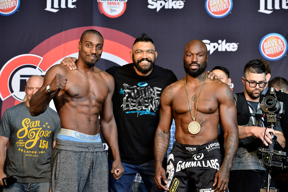 Bellator 154 weigh-in results