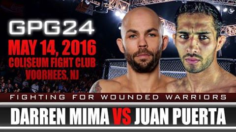 Darren Mima vs Juan Puerta at Global Proving Ground 24