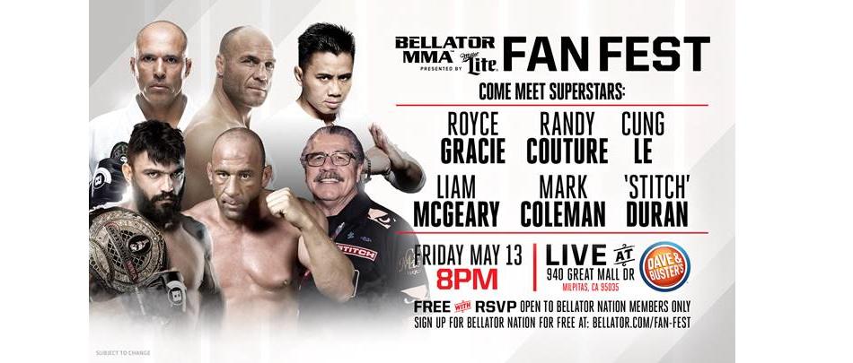 Bellator MMA Fan Fest