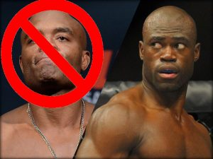 Anderson Silva is out of his UFC 198 middleweight bout with Uriah Hall.
