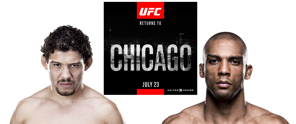 Gilbert Melendez vs Edson Barboza added to UFC Chicago
