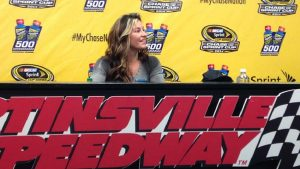 Miesha Tate to serve as NASCAR grand marshal