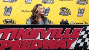 Miesha Tate to serve as NASCAR grand marshal