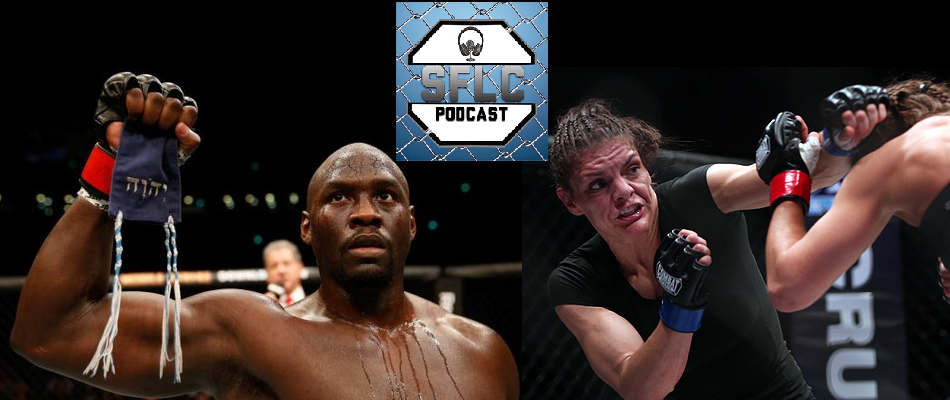 Lauren Murphy & Jared Cannonier join SFLC Podcast