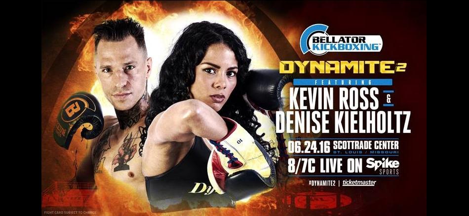 bellator kickboxing dynamite