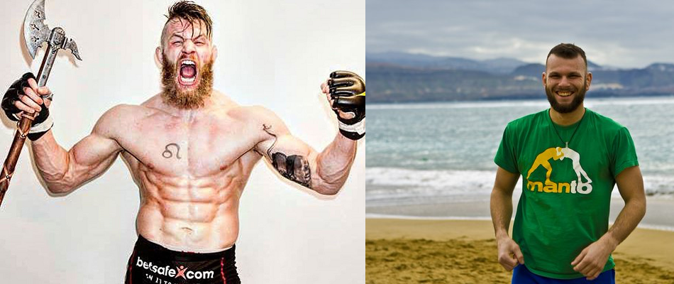 Top European prospects - Emil Weber Meek (left) and Jessin Arayi (right)